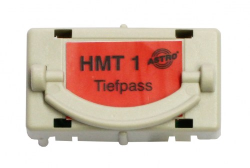 Low pass module 5 - 518 MHz for HUEP 862 MA