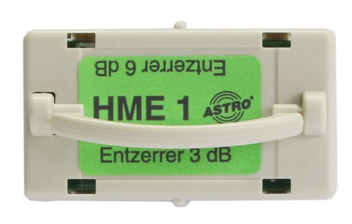Equalizer module 5 - 862 MHz for HUEP 862 MA